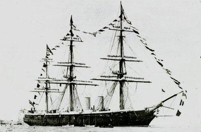 """судно """"Чёрный принц"""""""