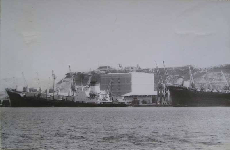 Порт Намиб