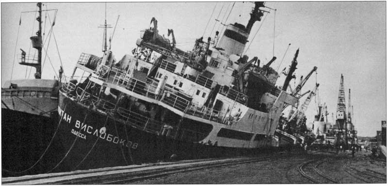 транспорт «Капитан Вислобоков»