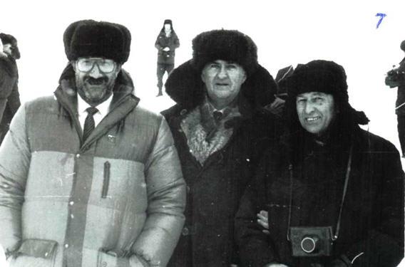 Чилингаров А.Н., Марков А.Г.