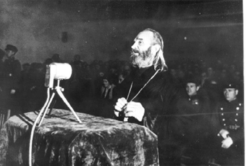 Священник Пекарчук, суд над нацистскими преступниками в Севастополе