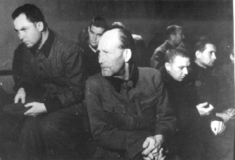 Адам Ган, капитан вермахта, нацистский преступник