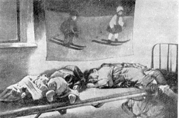 растрелянные нацистами дети
