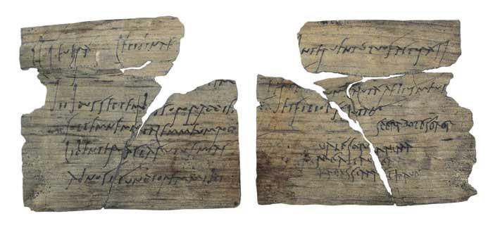 римская дощечка, римское письмо, латиница