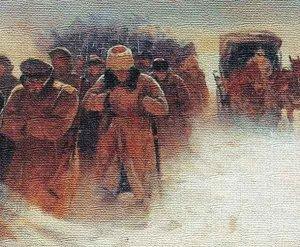 Морская пехота Черноморского флота во время Гражданской войны в России в 1917 – 1920 годы