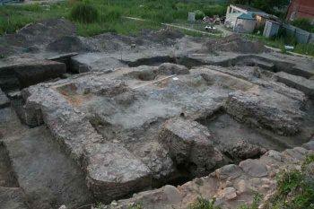 Древнерусский храм в Смоленске