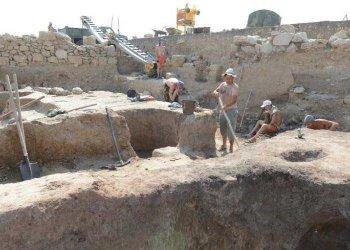 Римский шлем в Крыму нашли археологи