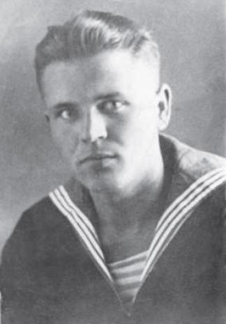 Прохорский А.А. (предвоенная фотография)