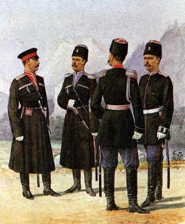 Казаки в Крымской войне