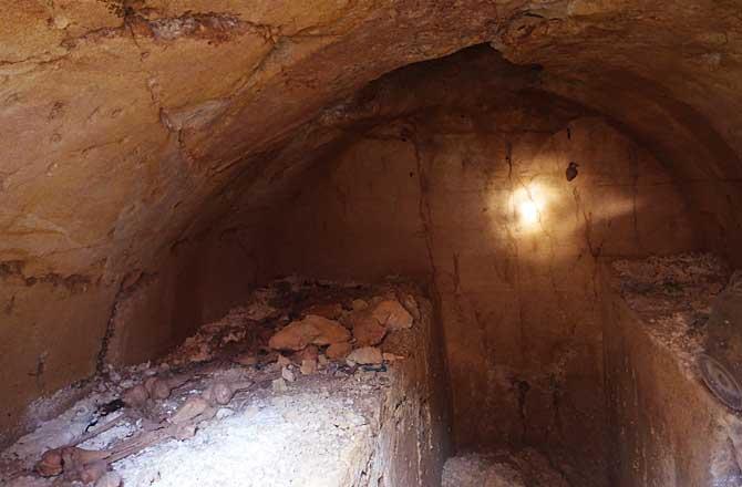 Гробница князя этруссков