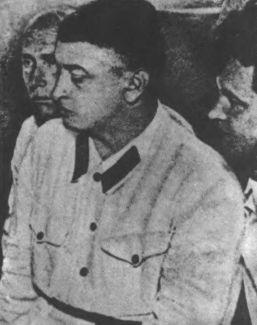 Тухачевский на суде
