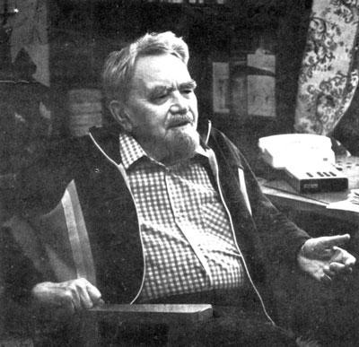 Александр Петрович Казанцев, фантаст
