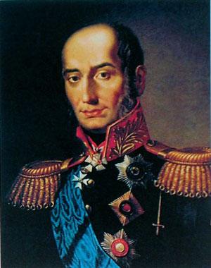 Барклай-де-Толли Михаил Богданович (1761 - 1818 гг.)