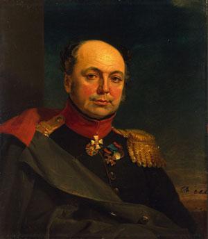 флигель-адъютант полковник Алексей Васильевич Воейков