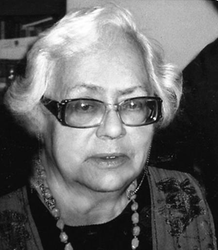Юлия Сергеевна Аксельрод