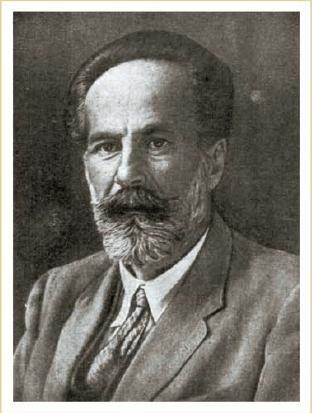 Профессор Рубен Абгарович Орбели