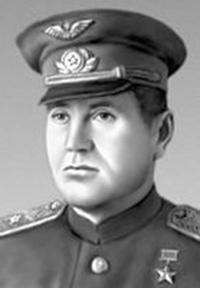 Герой Советского Союза, гвардии генерал-майор авиации Иван Семенович Полбин