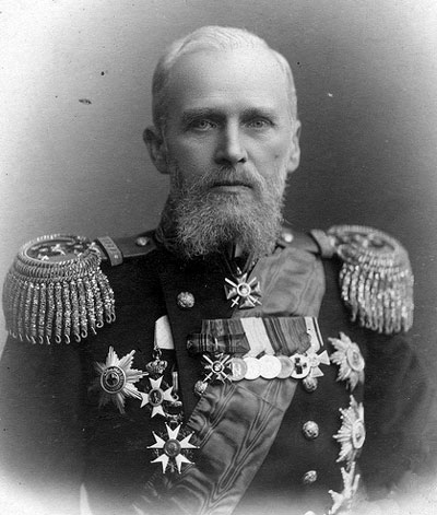 адмирал Андрей Августович Эбергард