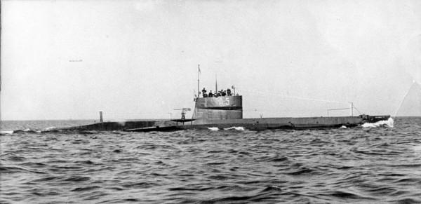 Подводная лодка АГ-21 («Металлист», А-5)