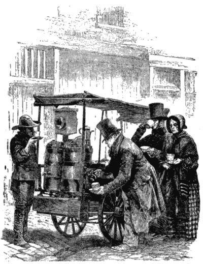 Образ проститутки в лондоне 19 века