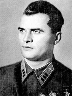 лётчик-ас Степан Супрун