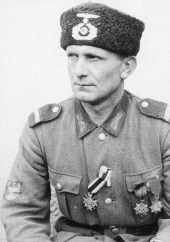 Русские казаки на службе Вермахта » Тайны истории