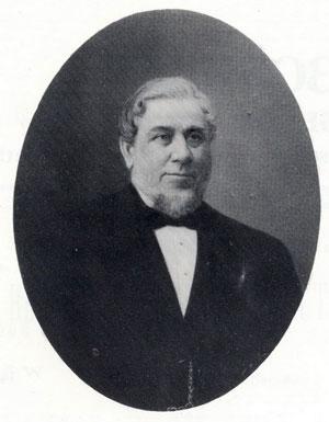 Джон Джеймс Хьюз (англ. John James Hughes, род. в 1814 г. - ум. в 1889 г.)