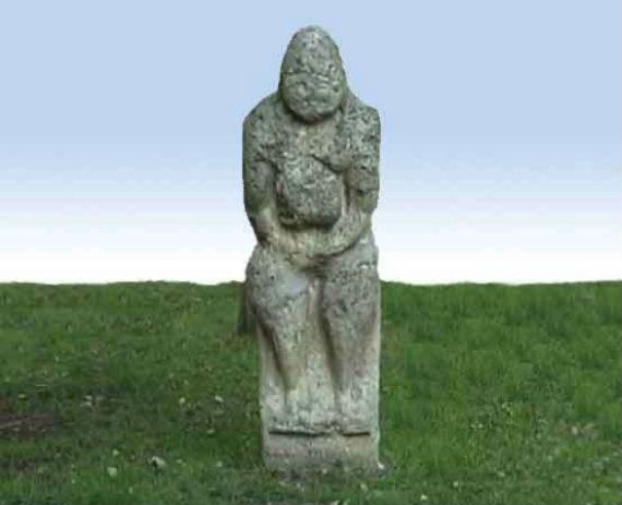 Каменная баба