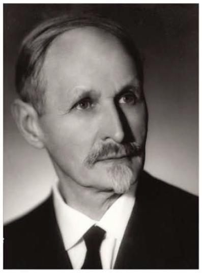Профессор Блаватский Владимир Дмитриевич