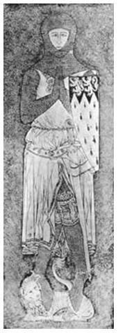 Рыцарь. XIV век