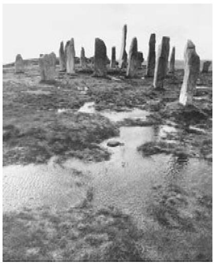 Кельтское святилище из Калланиша