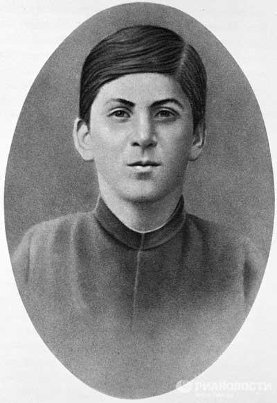 Сосо Джугашвили