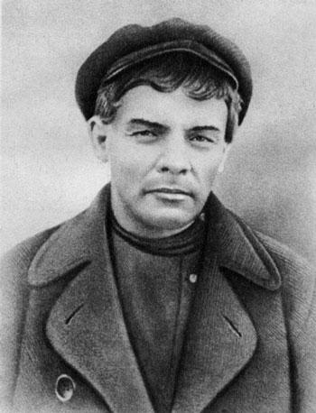 Ленин, осень 1917