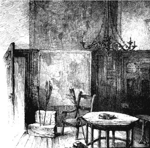 Розги в Итоне. Рисунок из «Английского иллюстрированного журнала». 1885