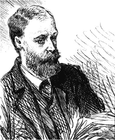 Чарльз Парнелл. Рисунок из журнала «Иллюстрированные лондонские новости». 1888