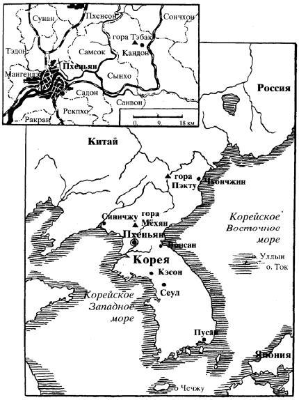 Карта расположения гробницы короля Тангуна