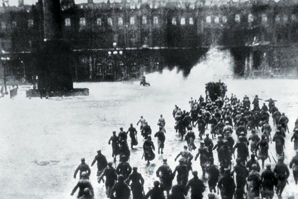 революция октябрь 1917