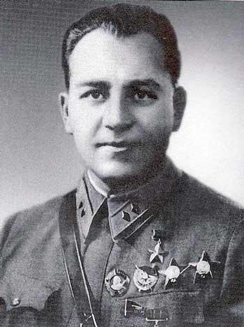 генерал Проскуров