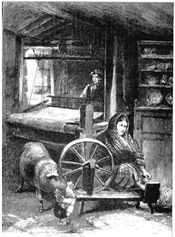 Ирландский коттедж. Вторая половина XIX века
