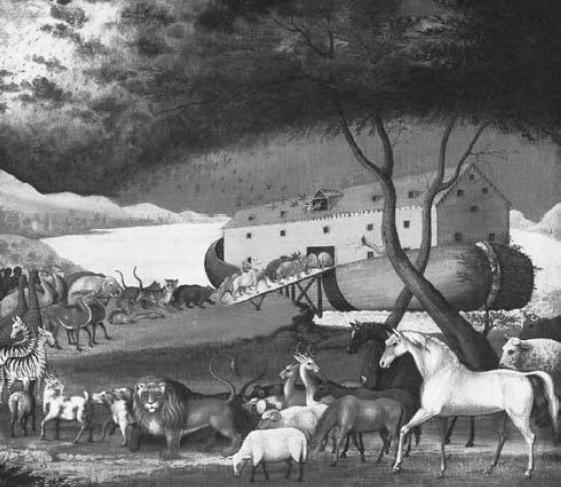 Ноев ковчег. Худ. 3. Хикс