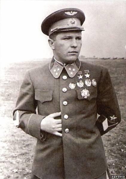 генерал Рычагов Павел Васильевич