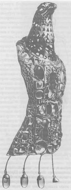 Большая фибула из готского клада