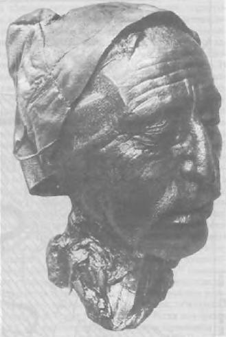Германец I в. до н.э. Реконструкция. Музей Копенгагена