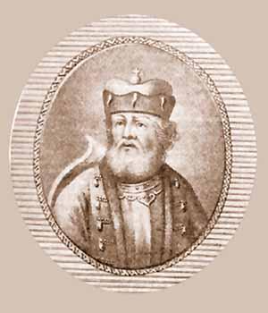 Михаил Всеволодович Черниговский, происходивший из рода Ольговичей