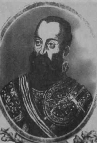Сигизмунд Август, польский король и великий князь