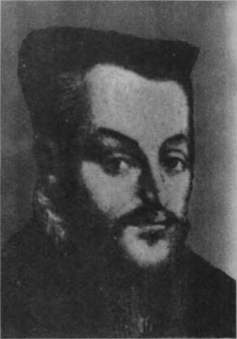 Николай Радзивилл Черный, великий канцлер