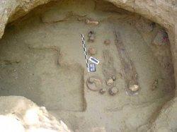 На могильнике Нейзац в предгорье Крыма обнаружены уникальные находки