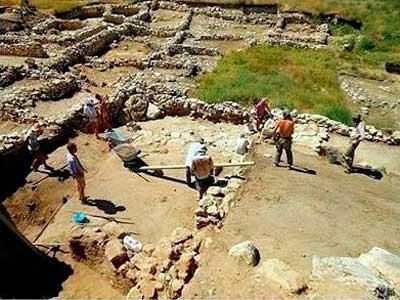 Нижегородские археологи из отряда