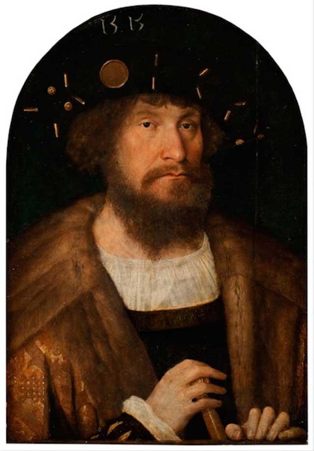 Король Кристиан II.