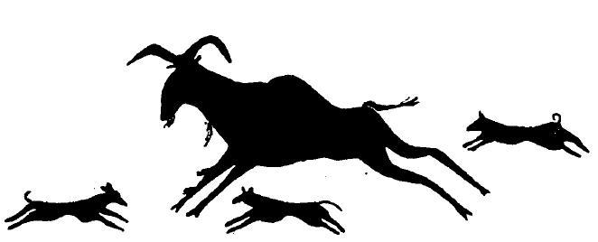 Охота на горного козла (Тассилин—Аджер)